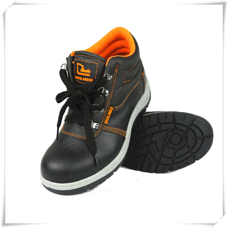 Rocklander Industrial Safety Boots